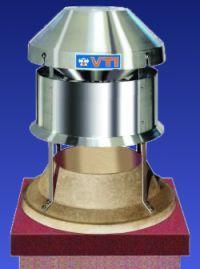 Tourelle d'extraction stato-mécanique - maxivent meca-shunt norme p 50-413 classe b