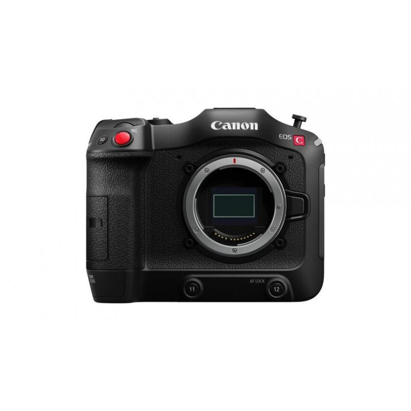 Canon c70 - camera 4k monture rf