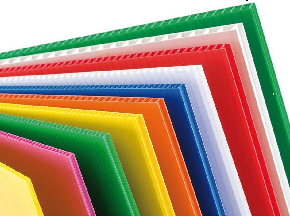 Plaques en PVC