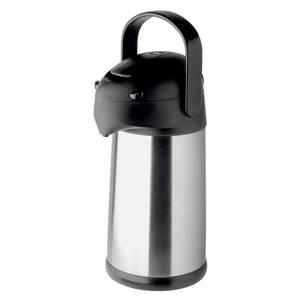 thermos a pompe pipe contenance 2 5 l acier inoxydable helios. Black Bedroom Furniture Sets. Home Design Ideas