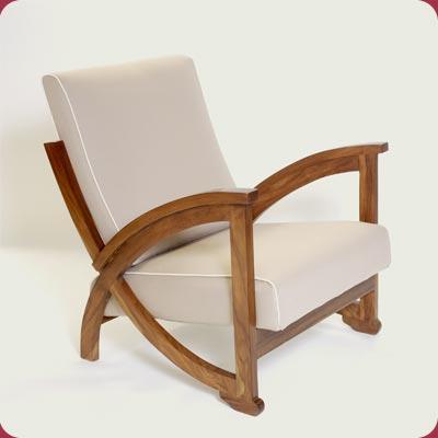 fauteuil dehoussable ref f 1 b. Black Bedroom Furniture Sets. Home Design Ideas