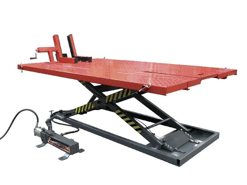Pont élévateur moto 700 kg mw-tools tpsl700