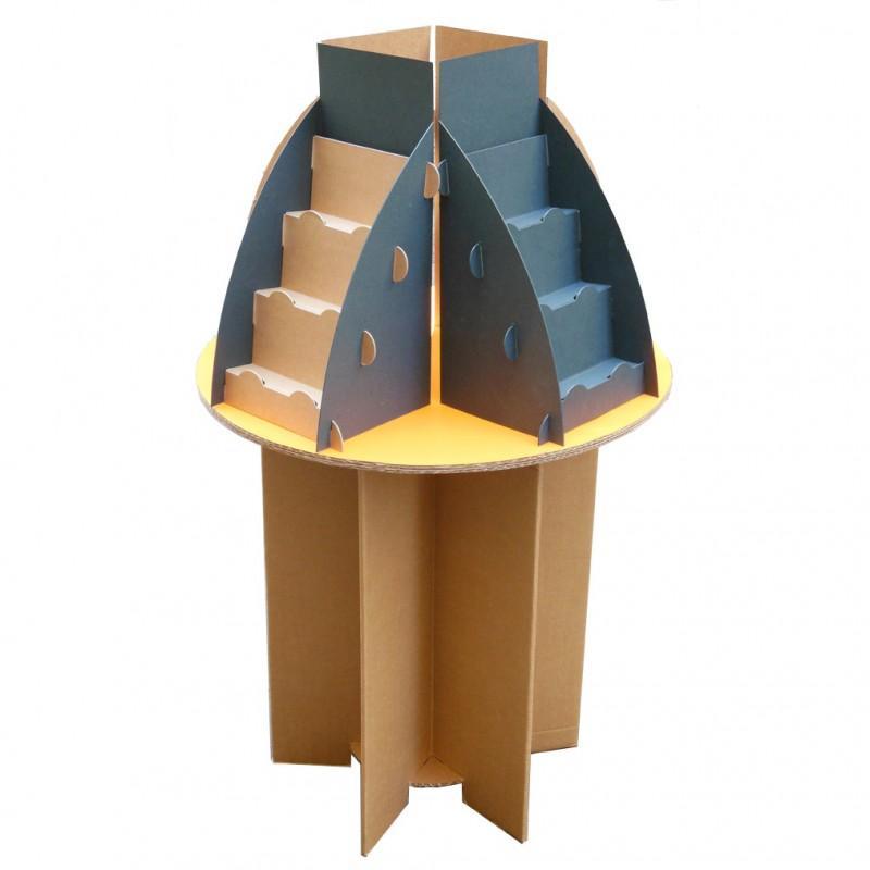 presentoir transboreal 1. Black Bedroom Furniture Sets. Home Design Ideas