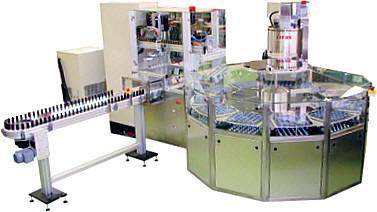 Machines pour industries cosmétiques