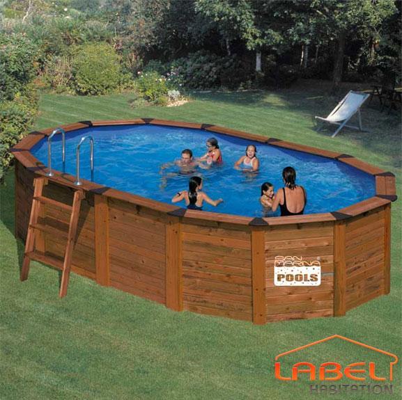 piscine hors sol gre nature pool en acier comparer les prix de piscine hors sol gre nature pool. Black Bedroom Furniture Sets. Home Design Ideas