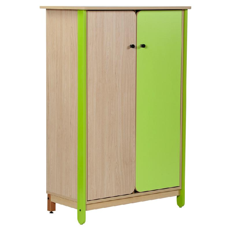 armoire 2 portes achat vente armoire 2 portes au meilleur prix hellopro. Black Bedroom Furniture Sets. Home Design Ideas