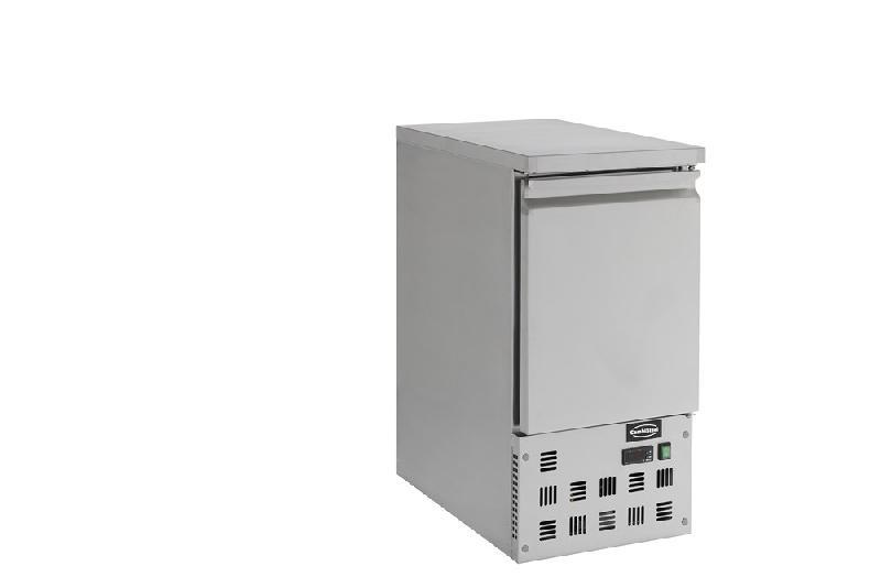 Table réfrigérée 1 porte compact line ventilé profondeur 700 - 7450.0730