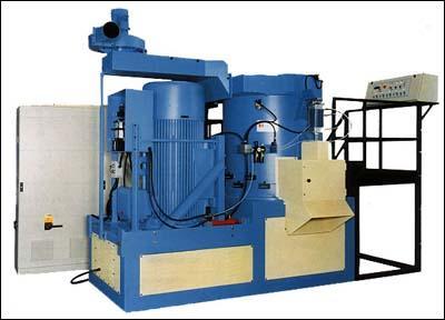Machines pour recyclage de plastique
