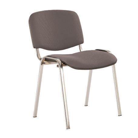 Siège visiteur, chaise de conférence iso chrome 003010c38
