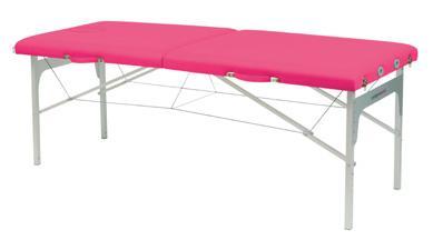 Table pliante aluminium/tendeur standard c-3411m61