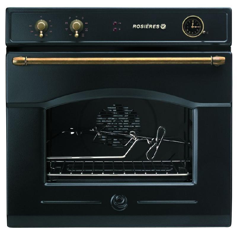 rosieres four integrable pyrolyse tradis rft5577av rft 5577 av anthracite. Black Bedroom Furniture Sets. Home Design Ideas