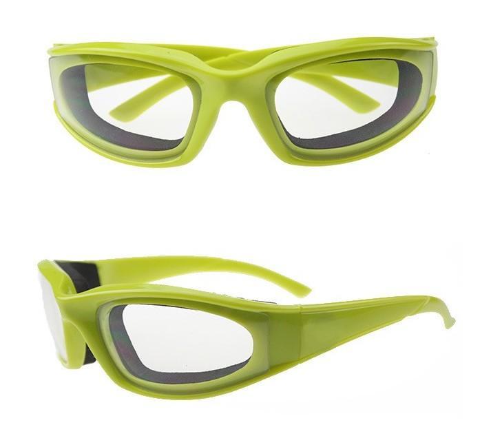 lunettes de protection pour couper les oignons vert. Black Bedroom Furniture Sets. Home Design Ideas