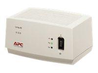 APC LINE-R 600VA - RÉGULATEUR DE TENSION AUTOMATIQUE - CA 220/230/240 V - 600 VA - 4 CONNECTEUR(S) DE SORTIE
