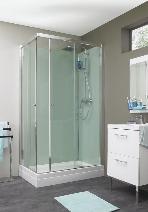 cabine de douche comparez les prix pour professionnels. Black Bedroom Furniture Sets. Home Design Ideas