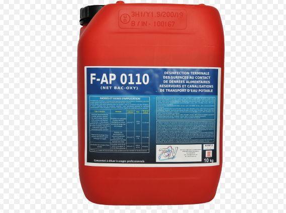 Désincrustant désinfectant - net bac-oxy