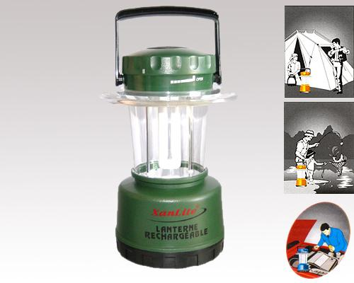 lanterne de secours rechargeable ru 811 pa. Black Bedroom Furniture Sets. Home Design Ideas