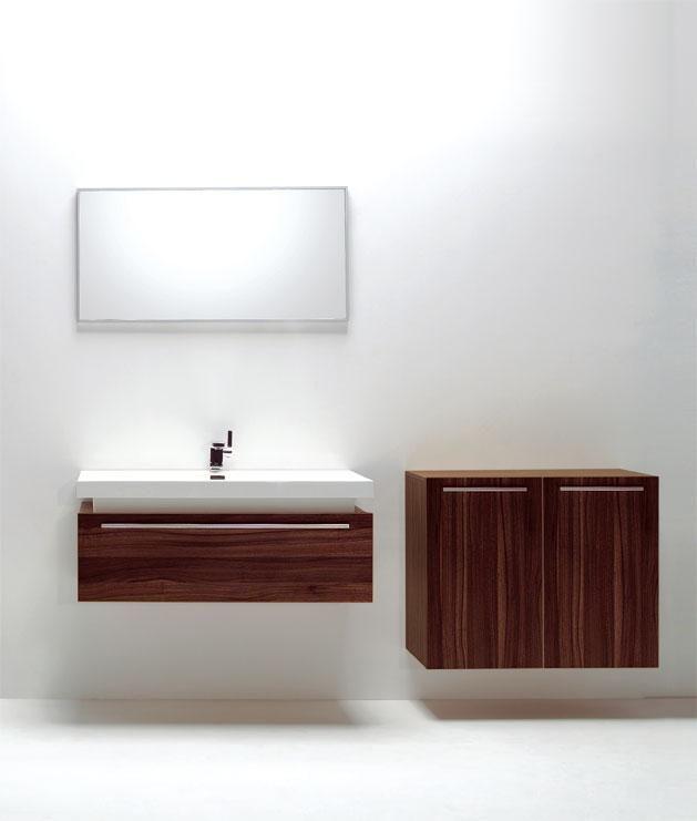 Meuble salle de bain design ensemble de salle bain design - Meuble de salle de bain design italien ...