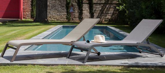 Chaise longue jardin migros - veranda-styledevie.fr