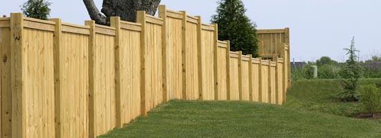 Clotures en bois  tous les fournisseurs  palissade bois  ~ Cloture Bois Rondin