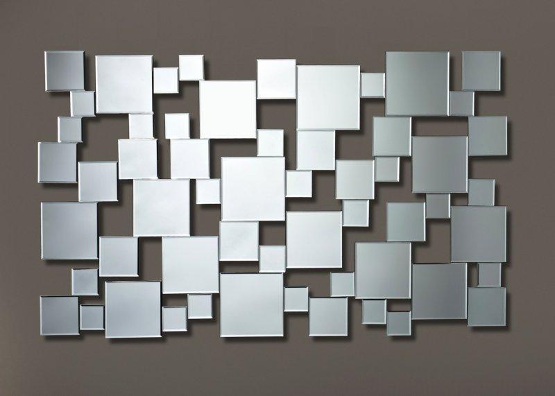 Gizeh miroir mural design multi carreaux comparer les prix for Miroirs decoratifs design
