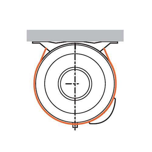 kit de cerclage chauffe eau horizontal 100l 200l 009115. Black Bedroom Furniture Sets. Home Design Ideas