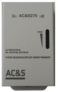 Alarme coupure de courant par le reseau gsm acs270 - Coupure de courant congelateur ...