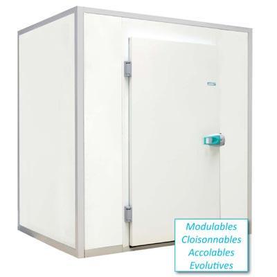 Chambres froides tous les fournisseurs chambre froide positive chambre froide negative for Construction chambre froide positive