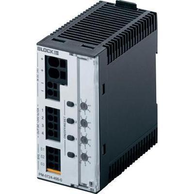 ALIMENTATION RAIL DIN BLOCK PM-0724-400-0 24 V/DC 10 A