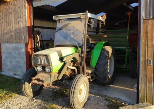 Tracteur deutz fahr ref 37417