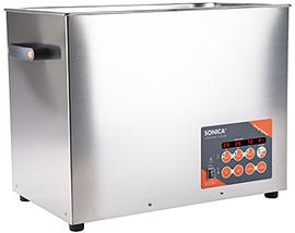 bac de nettoyage par ultrasons sonica 28 litres. Black Bedroom Furniture Sets. Home Design Ideas