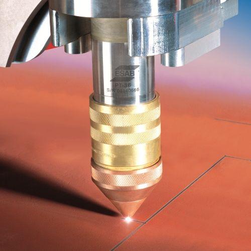 Marquages laser - esab france sas - autonome