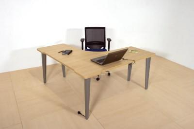 Bureau plan compact sym trique tous les fournisseurs de for Bureau 140x60