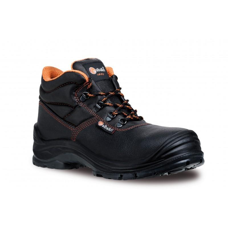 Noir (Blk) Chaussures de sécurité hautes Rafting Top Base Protection Marron/noir 40  Sneakers Basses Homme  38 EU Geox U Smart E  Gris (Grau/Argento 49) wrHpkBH