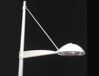 Lampadaire Urbain Design