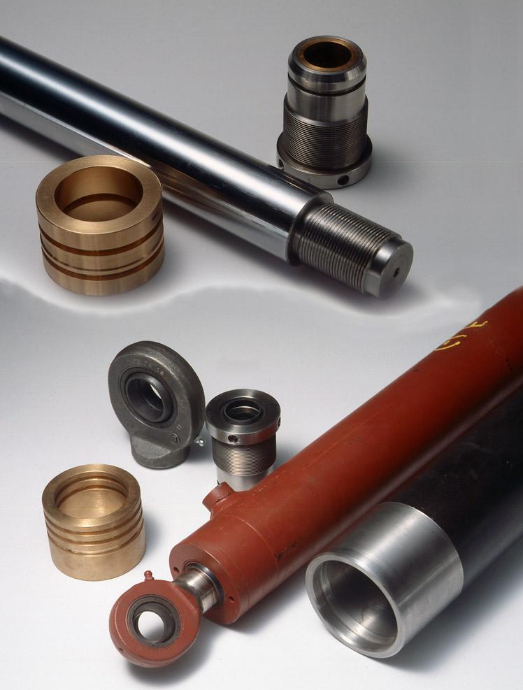 Réparation et remise en état de vérins hydrauliques