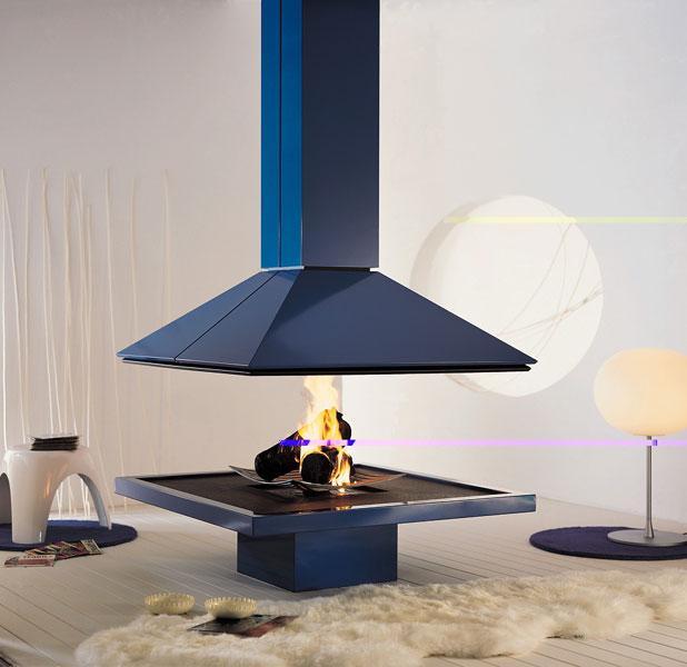 cheminees richard ledroff produits cheminees contemporaines. Black Bedroom Furniture Sets. Home Design Ideas