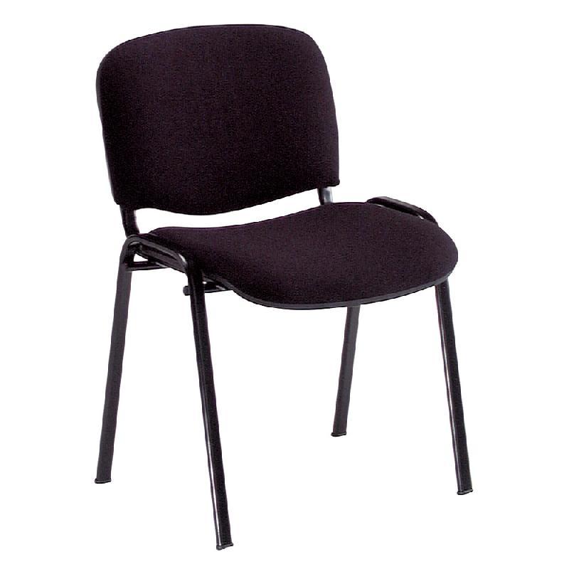 4 chaises confort noires comparer les prix de 4 chaises for Les 3 suisses chaises