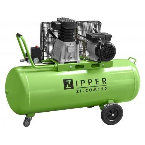 compresseur cuve 150 litres zi com150 zipper comparer. Black Bedroom Furniture Sets. Home Design Ideas