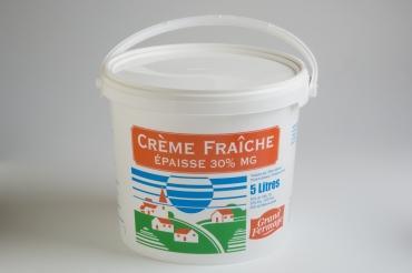densité crème fraiche épaisse