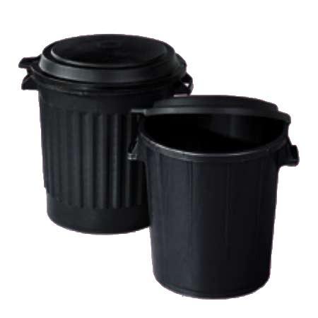 poubelle plastique poubelle plastique avec couvercle 75l comparer les prix de poubelle. Black Bedroom Furniture Sets. Home Design Ideas
