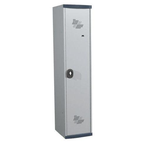 VEST MONO SOCLE IS 1 COL L400X H1800XP500 PCAD ENAS GRIS CLA