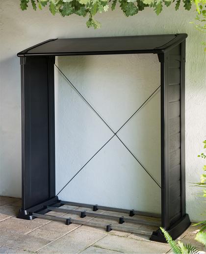 Abris de jardins tous les fournisseurs abri jardin metal abri terrasse tonnelle de - Abri buches metal ...
