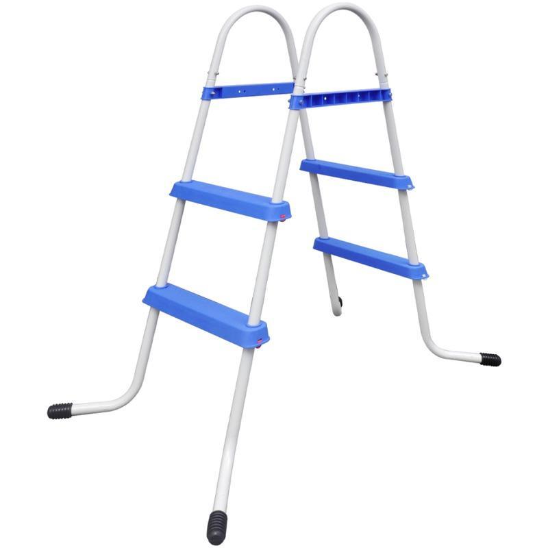 escaliers chelles et plongeoirs de piscine vidaxl achat vente de escaliers chelles et. Black Bedroom Furniture Sets. Home Design Ideas