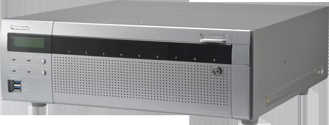 Enregistreur video panasonic ipro nx400