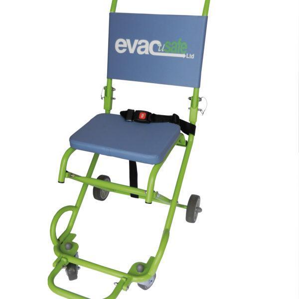 Chaise portoir 4 roue
