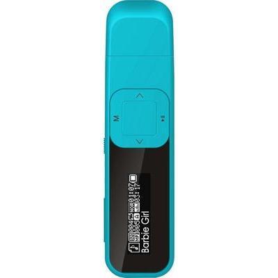 LECTEUR MP3 MPMAN MPFOL15 4 GO BLEU