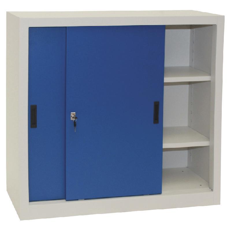 armoire coulissante achat vente armoire coulissante au meilleur prix hellopro. Black Bedroom Furniture Sets. Home Design Ideas