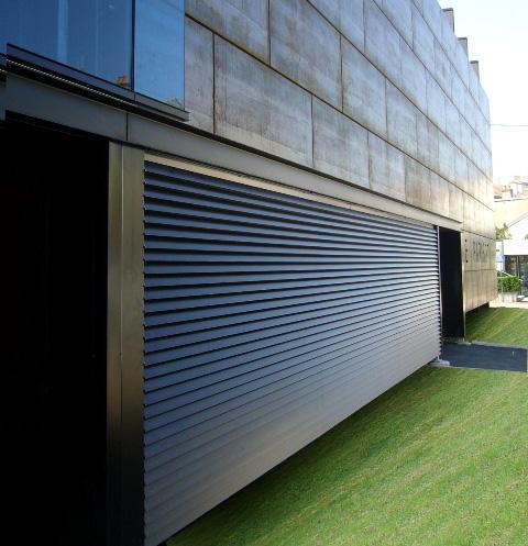 lame d 39 aluminium extrudee a fixations invisibles profil design. Black Bedroom Furniture Sets. Home Design Ideas