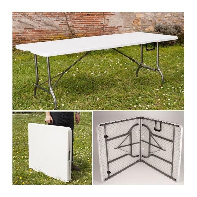 Tables de pique nique probache achat vente de tables - Table d appoint pliante multifonction ...
