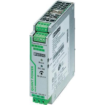 ALIMENTATION RAIL DIN PHOENIX CONTACT QUINT-PS/24DC/24DC/ 5 29.5 V/DC 5 A 1 X